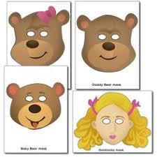 Goldilocks And The Three Bears Papa Bear Mama Baby Have Found Sleeping In