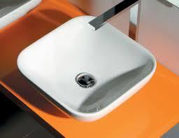 Gerbera Corner Pedestal Sink by Axa Axa Above Counter Basin 40 From Reece Just Like The Shape