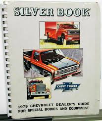 1979 Chevrolet Truck Dealer Silver Book Special Bodies & Equipment ... Chevrolet For A Variety Of Chevy Dealer Sells New Used Cars Truck Near Me Best Image Kusaboshicom 1968 Silver Book Special Equipment Album Ron Carter Dickinson Tx Silverado 2500 Hd Price Courtesy Is Phoenix Dealer And Car Purchase New With Up To 13000 Off Msrp At Capitol South Bay Area In San Jose Ca Cheyenne Options On Imgur Frei Used Car Dealership Marquette Lifted Off Road Wheels Ertl John Deere Big Farm Jd Pickup 116 Scale