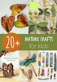 20 Nature Crafts for Kids