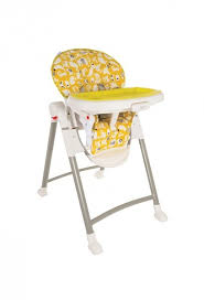 Graco Contempo High Chair Replacement Seat Cover by Contempo High Chair Spring Lime