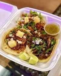100 Oc Food Truck Tacos Al Pastor Tacos De Carne OC Menu