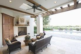 Get Cozy With an Outdoor Electric Fireplace or Fire Pit