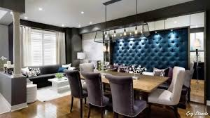 Dramatic Dining Room Color Combinations