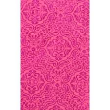 Matt Hot Pink Superb Foiled Paper 159