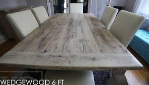 6' Harvest Table - 42