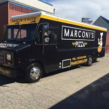 Marconi's Pizza - Detroit Food Trucks - Roaming Hunger Mobile Ding In The Motor City From Indie Fad To New Industry Marconis Pizza Detroit Food Trucks Roaming Hunger The Pita Post Detroit Fleat 25 Food Trucks That You Must Try This Summer Chickadee Cheesteaks With Fleat Ferndale Gets A Permanent Truck Park Cporate Event Catering With Hero Or Villain Truck Monkey Business Magnificent Map The Guide 14 Fantastic Restaurants On Wheels Nu Deli About 75 Kitchen