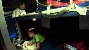 waking up in the family bedroom on amtrak empire builder youtube