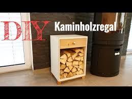 ein kaminholzregal aus beton selber bauen diy holzlege