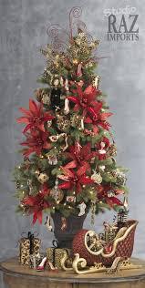 Raz Christmas Trees 2014 by 172 Best Raz Past Christmas Trees Images On Pinterest Decorated