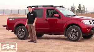 100 Nissan Trucks 2014 Frontier PRO 4X YouTube