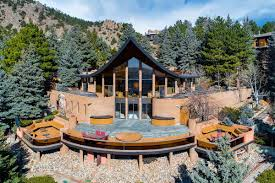 100 The Leaf House ICONIC ASPEN LEAF HOUSE Colorado Luxury Homes Mansions