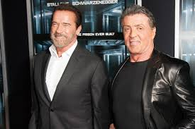 100 Sylvester Stallone Truck How Arnold Tricked Sly Into Starring In A Very Bad Movie