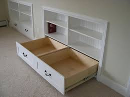 Built Ins For The Upstairs Knee Walls In BedroomsATTIC