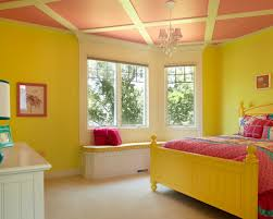 Incredible Yellow Bedroom Intended