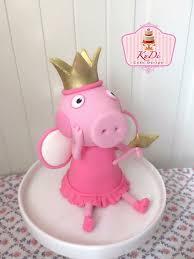 peppa pig peppa pig cake topper cake figurine 3d cake topper birthday gift fondant cake topper cake topper