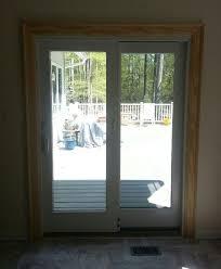 Andersen 400 Series Patio Door Sizes by Frenchwood Gliding Patio Door Outdoorlivingdecor