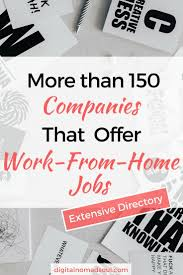 150+ Companies That Offer Full And Part Time Remote Jobs Awesome Graphic Design Jobs From Home Gallery Interior Best 25 Apply For Jobs Online Ideas On Pinterest Work From Home Stunning Online Designing Ideas In Design Cv Designer Quit Your Job To Start Here Opportunity And Decorating 100 Beautiful Can Pictures Freelance Photos Web
