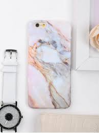 Marble Stone Pattern Phone Case For Iphone COLORMIX Tech