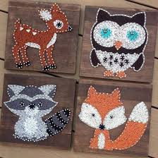 String Art Projects You Are Going To Love