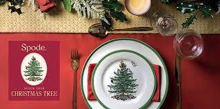 Spode Christmas Tree Mug And Coaster Set by Spode Christmas Tree Spode Usa