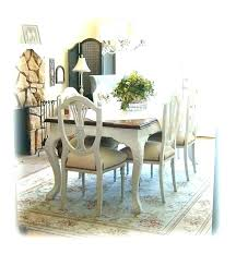 Painted Dining Room Furniture Painting Chairs Table Ideas Grey Pain