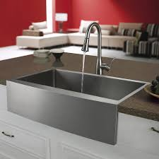 Exclusive Farmhouse Sinks And Attractive For Kitchen Ideas Design With White Ceramic Floor