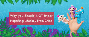 Dont Import Fingerlings Monkey From China