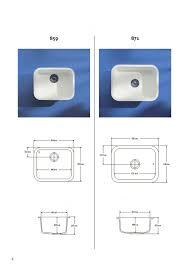 Dupont Corian Sink 859 by раковины и мойки Corian