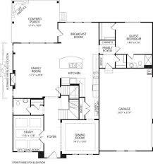 Drees Homes Floor Plans by Pembroke