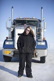 100 Ice Road Trucking Truckers TV ICE ROAD TRUCKERS Ice Road Trucking