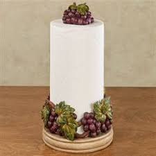 grapes and wine home decor touch of class
