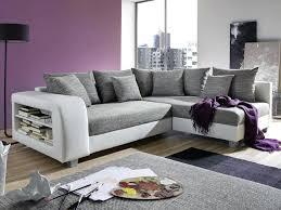 canapé gris et blanc pas cher canape d angle noir cdiscount en simili cuir pas cher dangle et