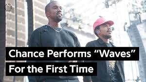 Chance The Rapper Performs His Waves Demo For First Time