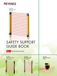 Keyence Light Curtain Manual Pdf by Keyence Safety Support Guide Book Vol Ii Reliability