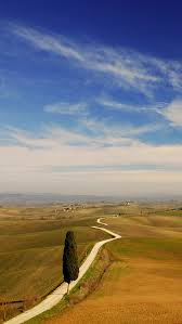 Tuscany Landscape IPhone 5s Wallpaper Download