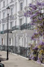 100 Notting Hill Houses The Best Wisteria Hysteria In London Sundays And Somedays