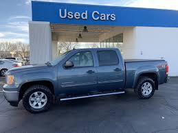 100 Gmc Truck 2013 PreOwned GMC Sierra 1500 SLE Crew Cab Pickup In Des Moines