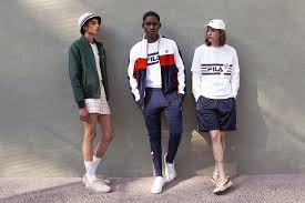 Fila Urban Outfitters Expand Collaboration For Men