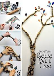 Tree Wall Decor Ideas by Tree Decor For Walls 30 Fantastic Wall Tree Decorating Ideas That