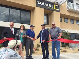 100 Square One Apartments Ribbon Cutting In Sparks For KTVN Channel 2