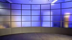 Simple Broadcast Studio Background