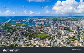 100 Birdview Port Louis During Sunny Day Stock Photo Edit Now