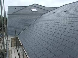 davinci polymer roofing materials such as our slate roof tiles