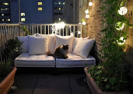 Inexpensive Patio Furniture Ideas by Prepossessing Apartment Patio Decorating Ideas With Additional