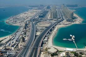 The Palm Island United Arab Emirates