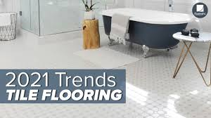 Bathroom Floor Design Ideas 2021 Bathroom Flooring Trends 20 Ideas For An Updated
