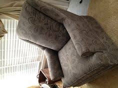 Ethan Allen Charlotte Swivel Chair by Living Room Chair Done In A Modern Geometric Fabric I Like The