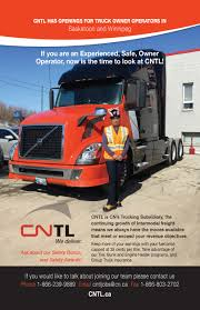 100 Always Trucking CNTL Over The RoadOver The Road