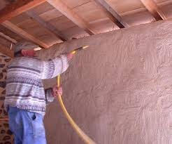 enduit a base de chaux pour les murs en foin halte d accueil en